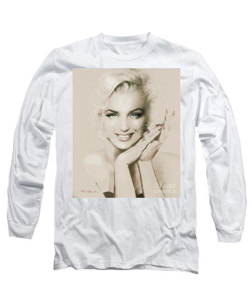 Mm 133 Sepia Long Sleeve T-Shirt