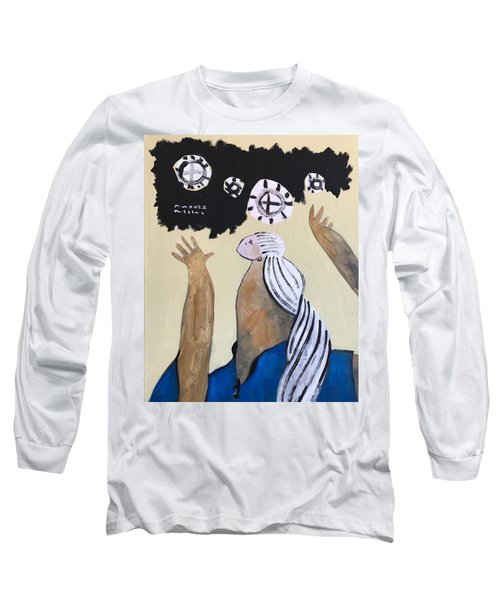 Mmxvii The Ascension No 4 Long Sleeve T-Shirt