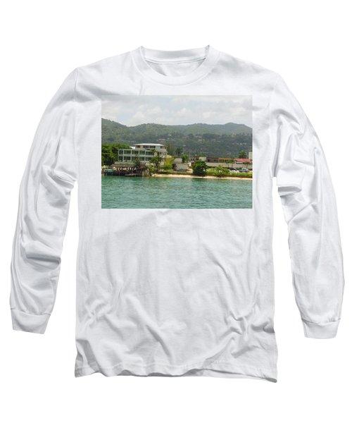 Mo Ocho Long Sleeve T-Shirt
