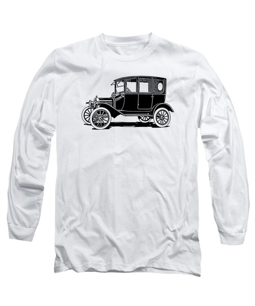 Model T Sedan Tee Long Sleeve T-Shirt