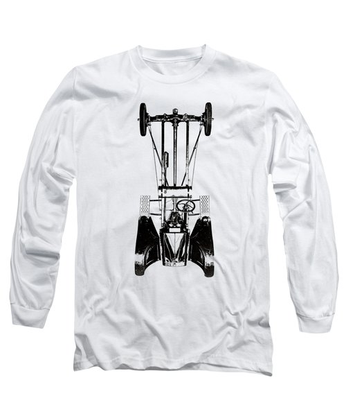 Model Tt Ford Truck Chassis Tee Long Sleeve T-Shirt