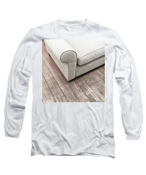 Modern Sofa Long Sleeve T-Shirt
