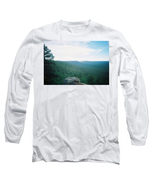 Mogollon Rim - Arizona Long Sleeve T-Shirt by Pamela Walrath