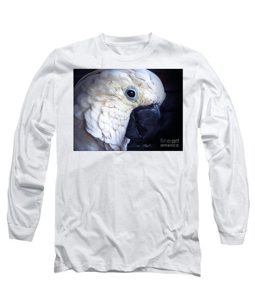 Moluccan Cockatoo Long Sleeve T-Shirt