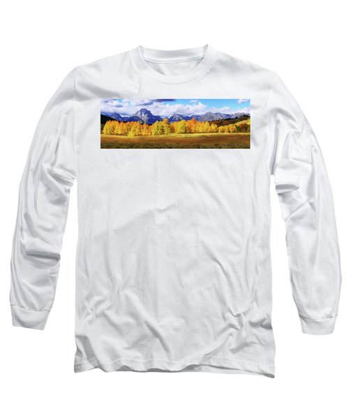 Moment Long Sleeve T-Shirt by Chad Dutson