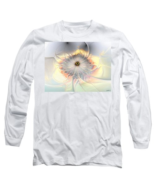 Momentary Intimacy Long Sleeve T-Shirt by Casey Kotas