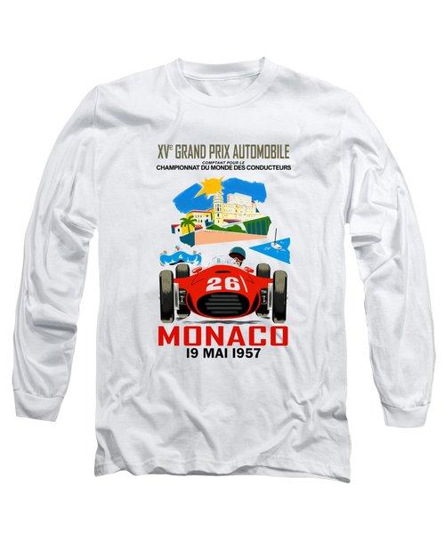 Monaco 1957 Long Sleeve T-Shirt