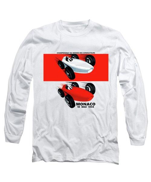 Monaco 1959 Long Sleeve T-Shirt