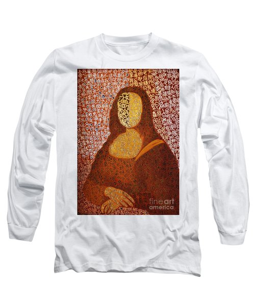 Monalisa Long Sleeve T-Shirt