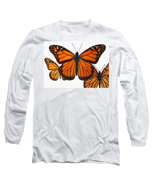 Monarchs Long Sleeve T-Shirt