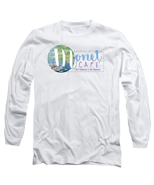Monet Cafe' Products Long Sleeve T-Shirt