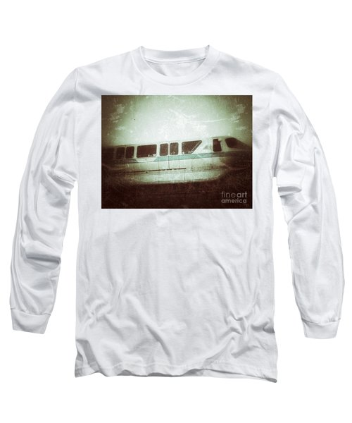 Monorail Long Sleeve T-Shirt