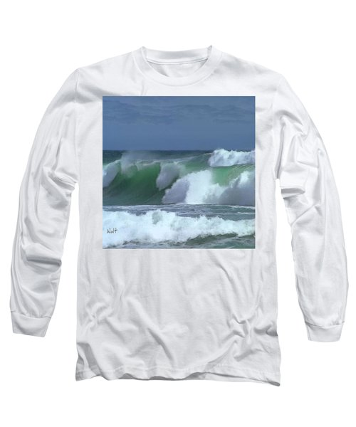 Monterey Surf Long Sleeve T-Shirt