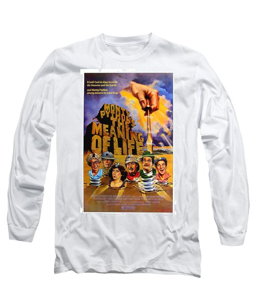 Monty Python Long Sleeve T-Shirt