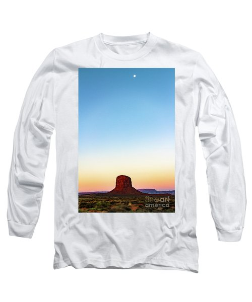 Monument Valley Morning Glory Long Sleeve T-Shirt