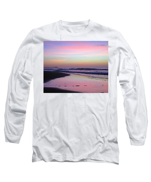 Moody Sunrise Long Sleeve T-Shirt