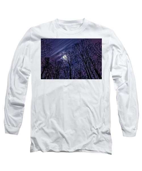 Moonlight Glow Long Sleeve T-Shirt
