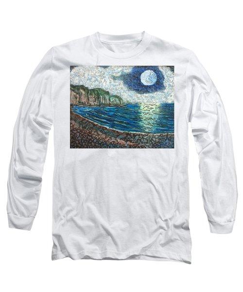 Moonlight In Pourvill Long Sleeve T-Shirt