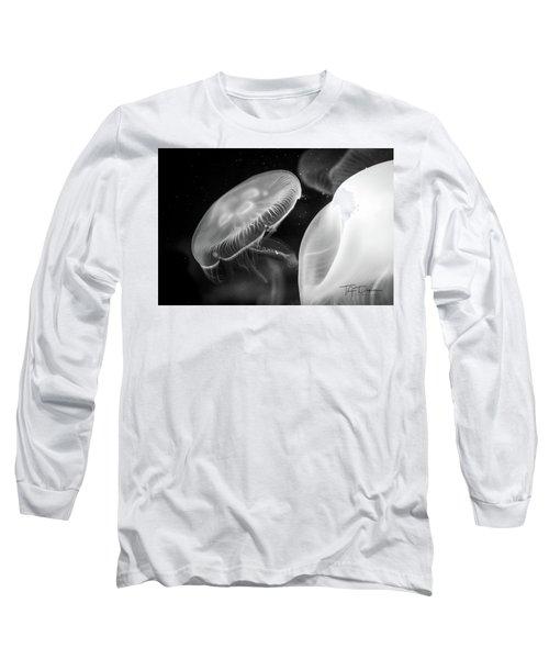 Moons Long Sleeve T-Shirt