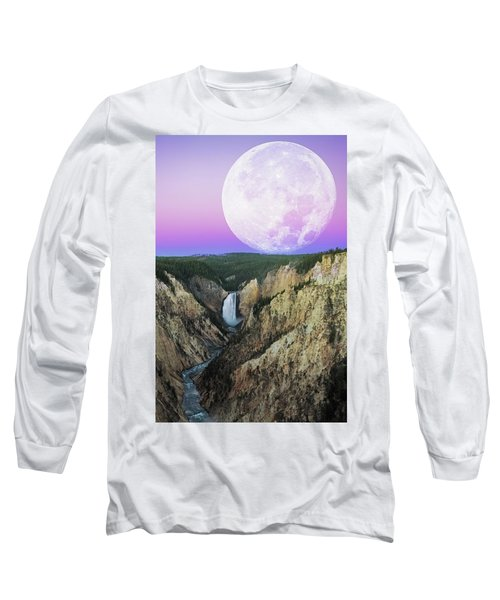 My Purple Dream Long Sleeve T-Shirt