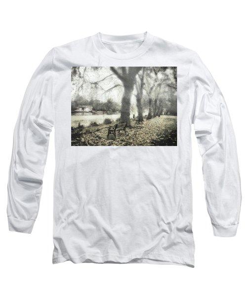 More Than A Bit Arty Long Sleeve T-Shirt