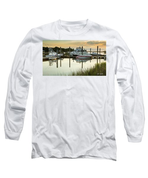 Morgan Creek Long Sleeve T-Shirt