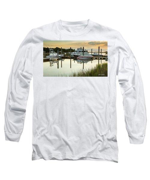 Morgan Creek Long Sleeve T-Shirt