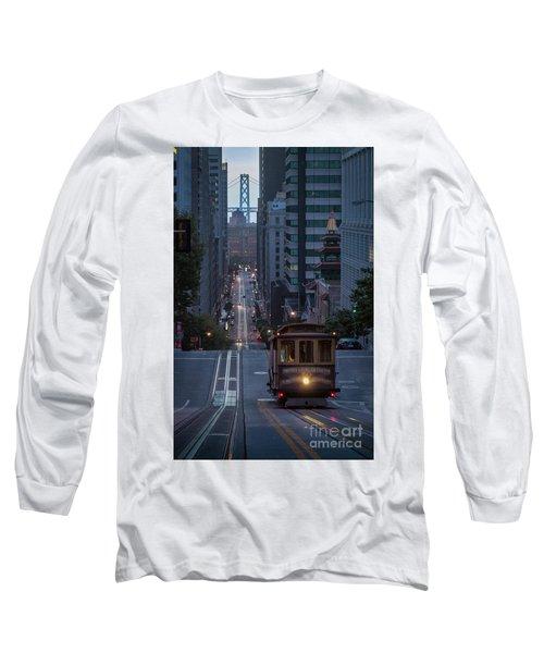 Morning Commute Long Sleeve T-Shirt
