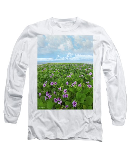 Morning Glories Long Sleeve T-Shirt