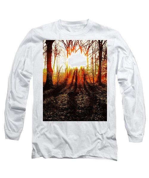 Morning Glow Long Sleeve T-Shirt
