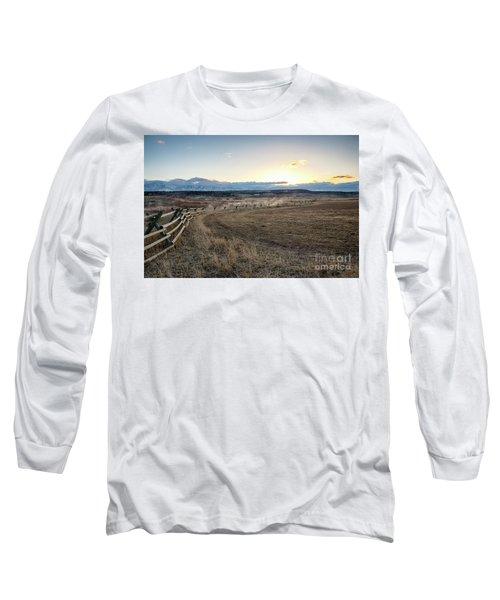Morning Grace Long Sleeve T-Shirt