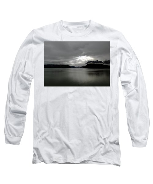 Morning In Alaska Long Sleeve T-Shirt