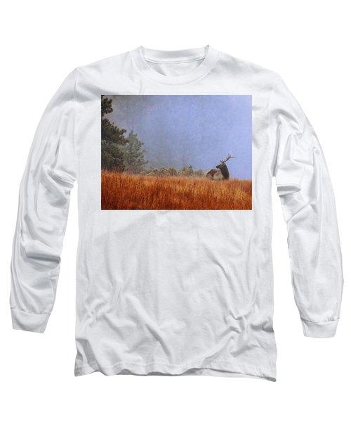 Morning Mist Long Sleeve T-Shirt