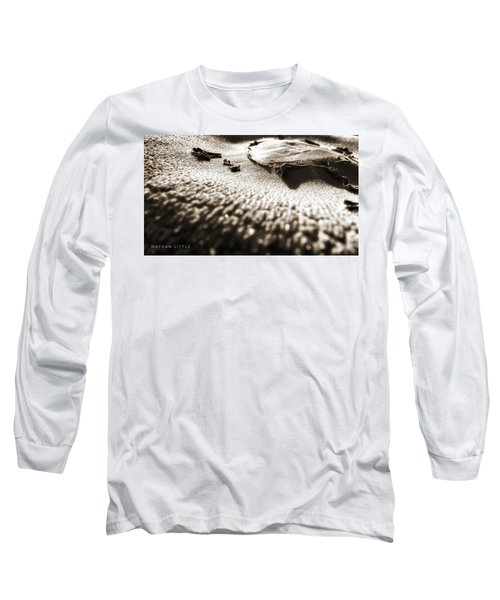 Morning Mushroom Top Long Sleeve T-Shirt