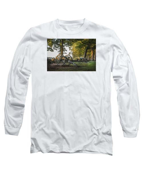 Morning Sentinel Long Sleeve T-Shirt