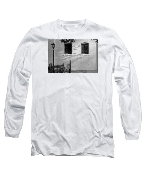Long Sleeve T-Shirt featuring the photograph Morning Shadows by Monte Stevens