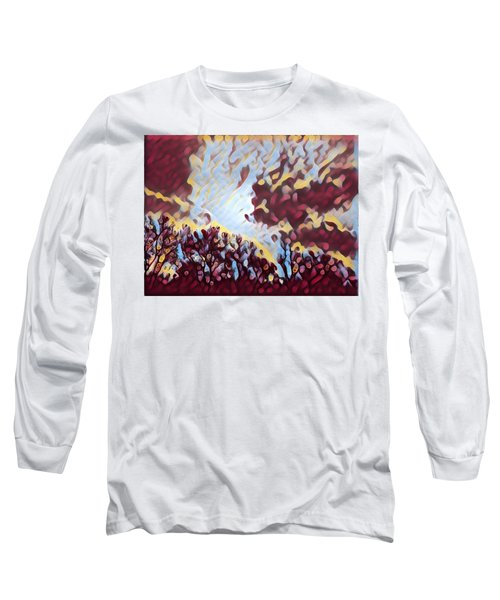 Morning Sky Long Sleeve T-Shirt