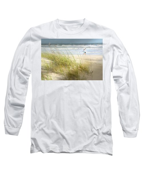 Mid Morning Stroll Long Sleeve T-Shirt