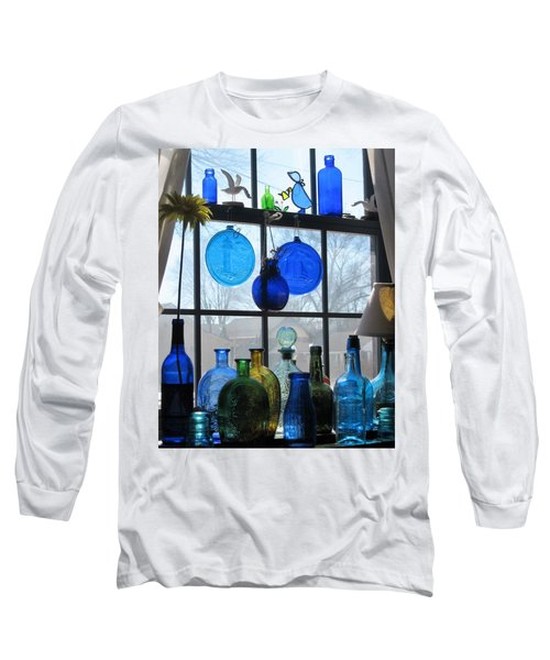 Long Sleeve T-Shirt featuring the photograph Morning Sun by John Scates