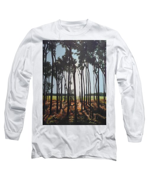 Morning Walk. Long Sleeve T-Shirt