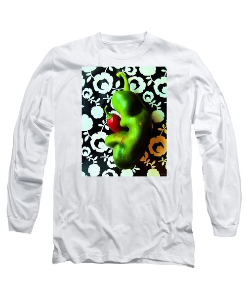 Long Sleeve T-Shirt featuring the photograph Mother And Child by Shawna Rowe