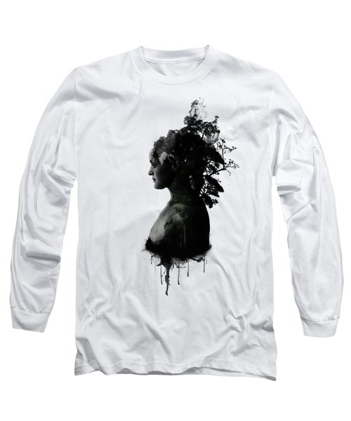 Mother Earth Long Sleeve T-Shirt by Nicklas Gustafsson