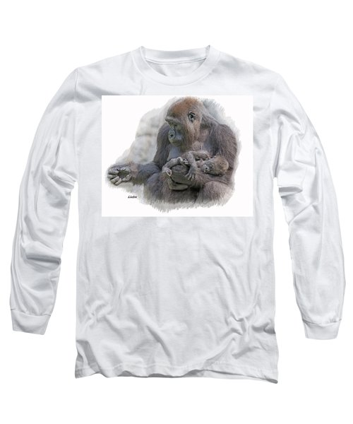 Motherhood 8 Long Sleeve T-Shirt