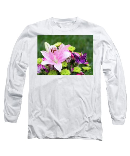 Mother's Day Bouquet  Long Sleeve T-Shirt