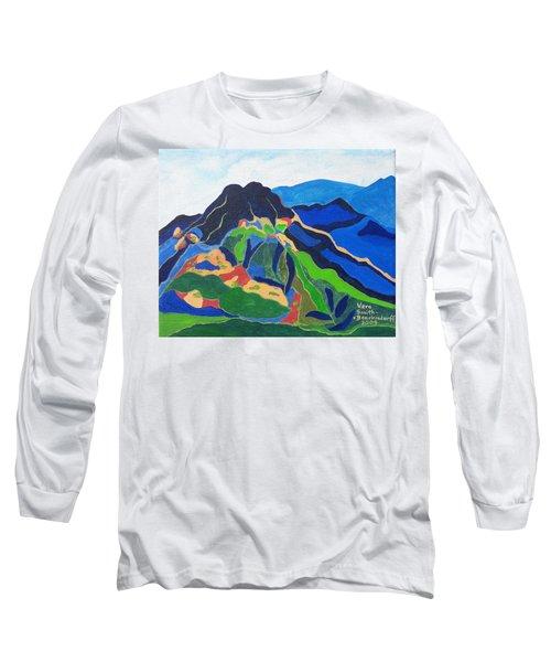Mount Canigou Long Sleeve T-Shirt