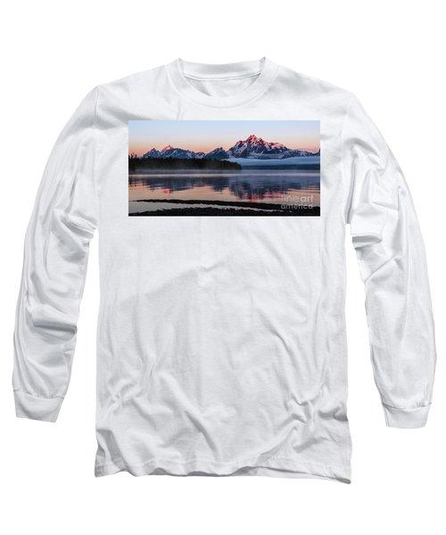 Mount Moran Long Sleeve T-Shirt