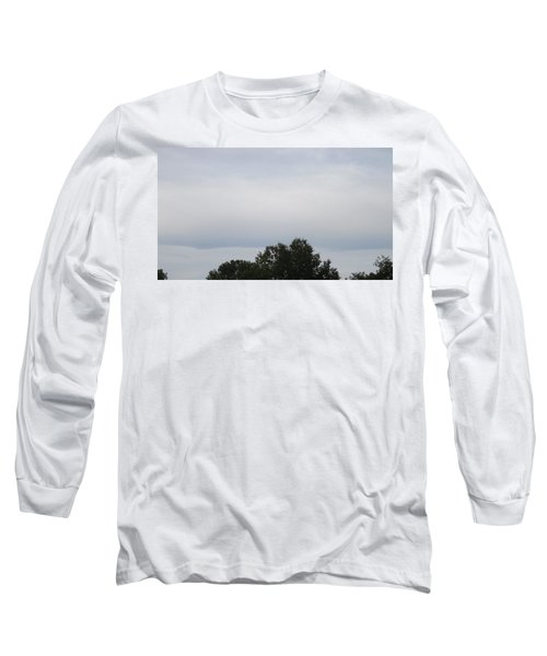 Mountain Clouds 3 Long Sleeve T-Shirt by Don Koester