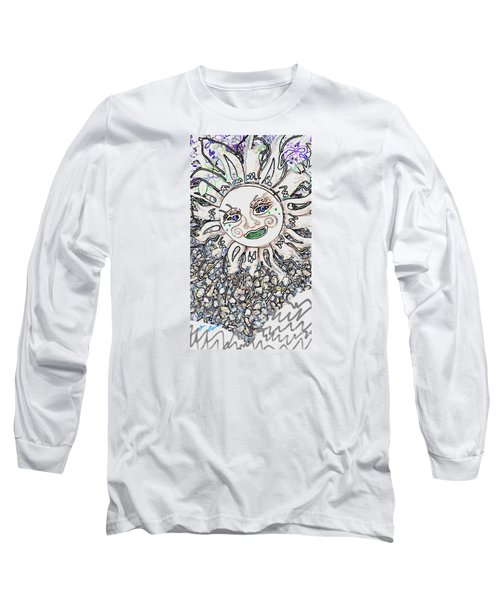 Mountain Sun Long Sleeve T-Shirt