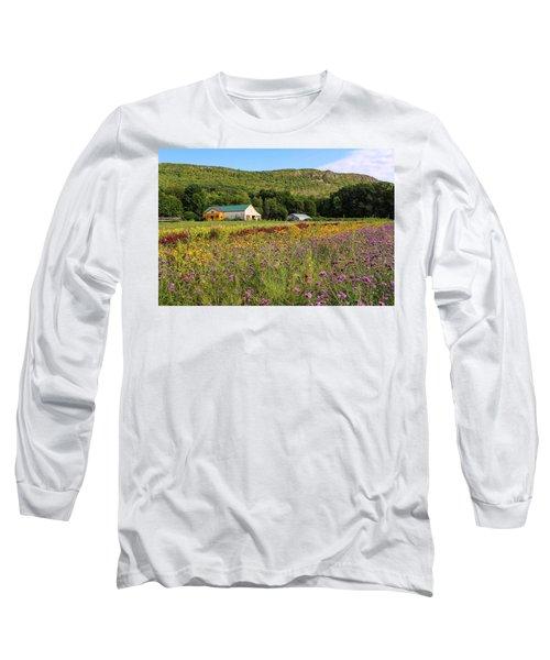 Mountain View Farm Easthampton Long Sleeve T-Shirt