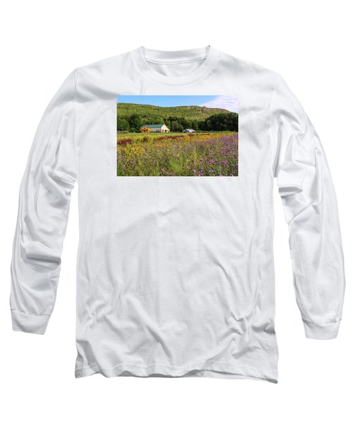 Mountain View Farm Easthampton Long Sleeve T-Shirt
